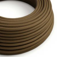 Light Brown 3 Core Electrical Cable